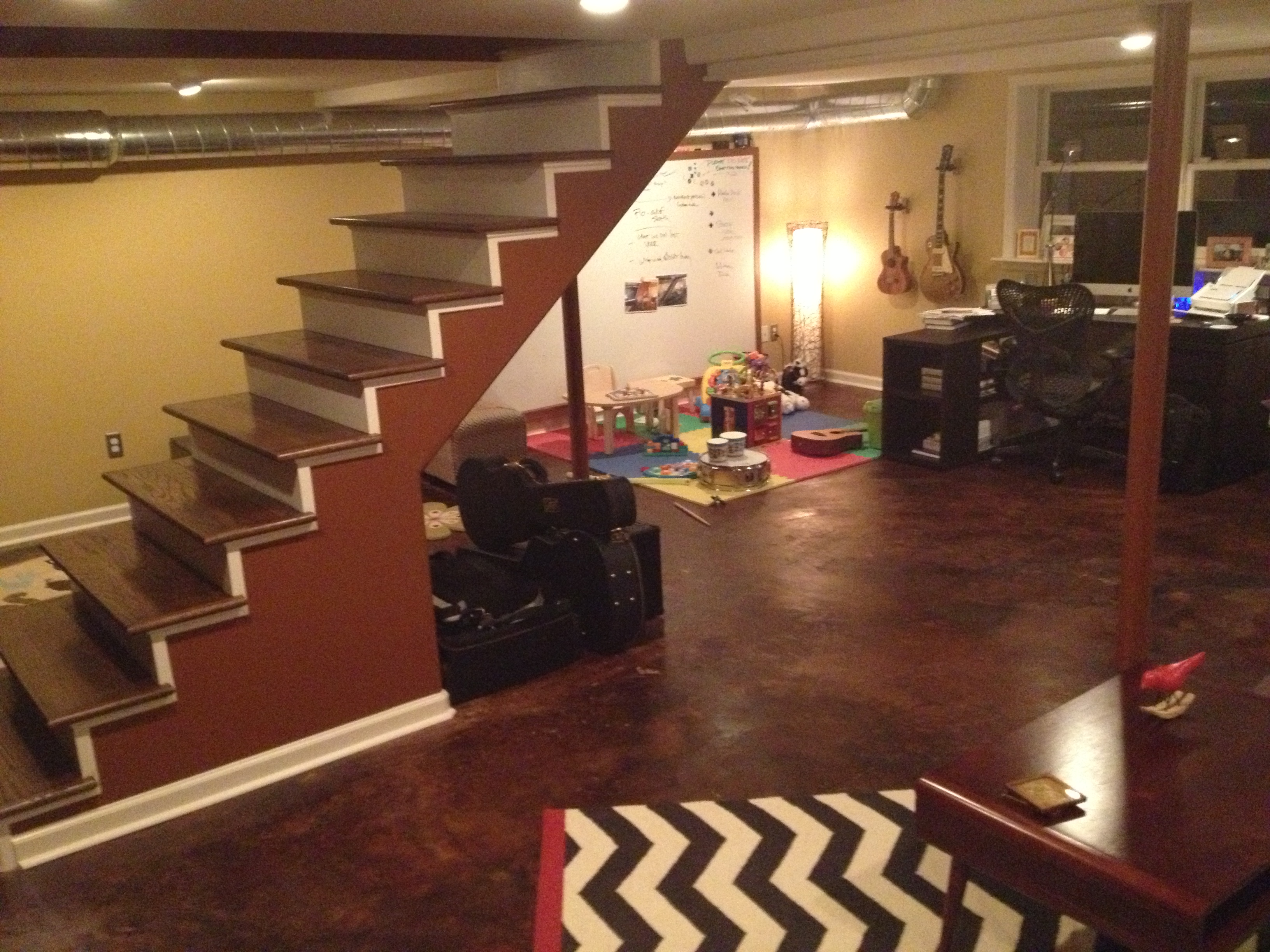 How to Finish a Basement Cheap