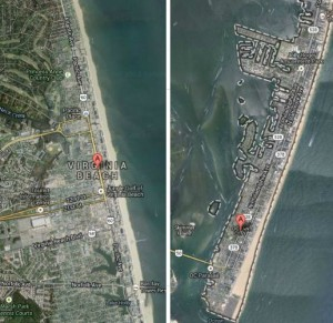 Virginia Beach vs. Ocean City