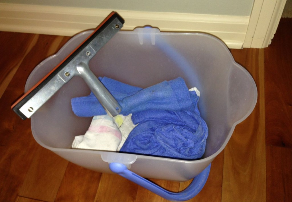 clean-up equipment